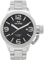 TW Steel Men's Canteen Stainless Steel Automatic Watch - CB5