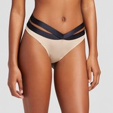 Memory Fit by ThirdLove Women's Strappy Thong