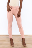 Tractr Pink Jeans