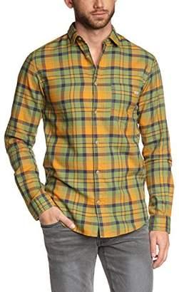 Jack and Jones Vintage Men's Castleford One Shirt L/s 123 14 Dna 12072984 Casual