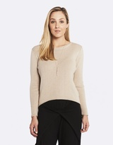 Deshabille Anise Sweater Caramel
