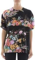N°21 Black Silk Sweatshirt