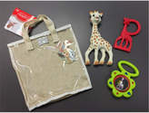 Vulli Sophie La Girafe 4Pc Toy Rattle & Teether