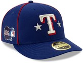New Era Men's Royal Texas Rangers 2019 MLB All-Star Game On-Field Low Profile 59FIFTY Fitted Hat