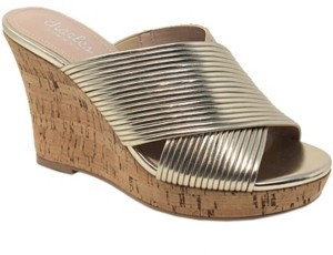Charles by Charles David Linger Platform Wedge Sandals Women's Shoes