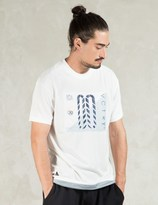 10.Deep White Trackside Tech T-Shirt