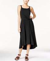 Maison Jules Tie-Front Midi Dress, Only at Macy's