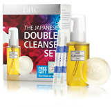 DHC Japanese Double Cleanse Set with Free Gift