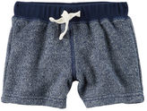 Carter's Marled French Terry Shorts