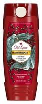 Old Spice Wild Collection Hawkridge Body Wash - 16 oz