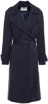 BA&SH Zurich Gabardine Trench Coat