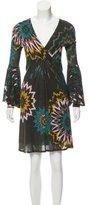 M Missoni Abstract Print Mini Dress