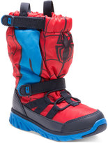 Stride Rite Toddler Boys' or Baby Boys' Made2Play Spider-Man Sneaker Boots