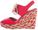 Tory Burch Linley Wedge Sandals