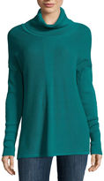 Liz Claiborne Long-Sleeve Turtleneck