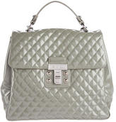 Chanel Glazed Calfskin Quilted Mademoiselle Kelly Flap