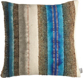 "Aviva Stanoff Wild Silk Pillow, 20""Sq."