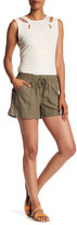 Max Studio Drawstring Short