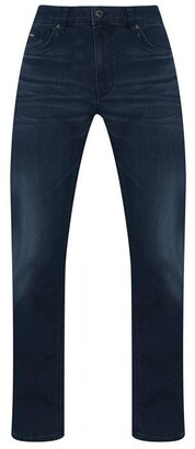 Jack Wills Bailey Slim Straight Crop Jeans