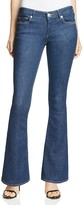 True Religion Karlie Flare Jeans in Body Rinse