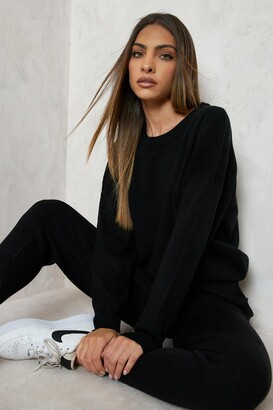 boohoo Knitted Tracksuit