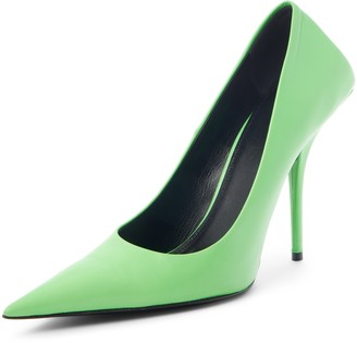 Balenciaga Square Knife Pointed Toe Pump