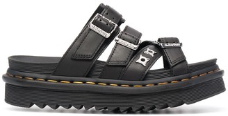 Dr. Martens Chunky-Soled Strappy Sandals