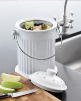 Ceramic Countertop Compost Pail