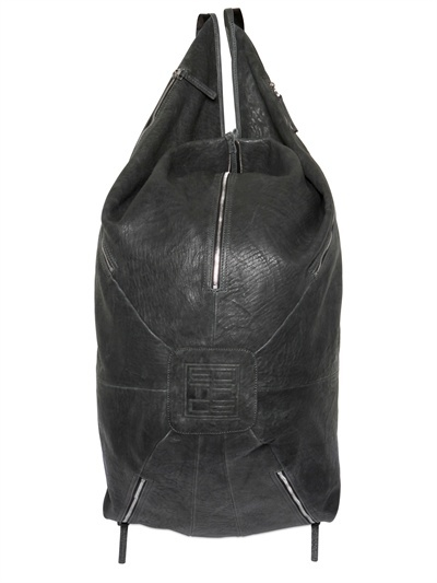 Bothos - Deconstructed Leather Backpack