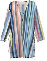 Diane von Furstenberg Cotton And Silk Dress