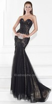 Tarik Ediz Perfect Evening Dress