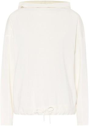 Ernest Leoty Charlotte merino-wool hoodie