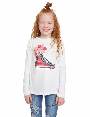 Desigual Girls Liverpool Longsleeve T-Shirt