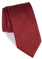 Brioni Men's Solid Silk Tie