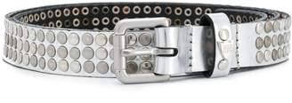 HTC Los Angeles stud detail belt
