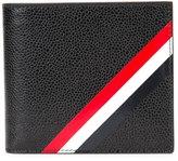 Thom Browne striped billfold wallet