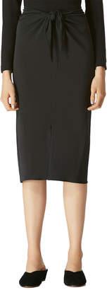 AVEC LES FILLES Front Sarong Skirt