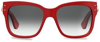Moschino 56MM Square Sunglasses