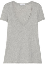 James Perse Relaxed stretch-cotton jersey T-shirt