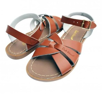 Salt Water Salt-Water - Tan Original Sandals - 5