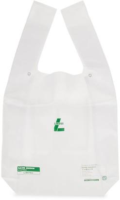 Yohji Yamamoto Logo-Print Tote Bag