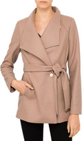 Ted Baker Elethea Short Wrap Coat