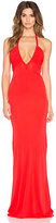 Rachel Zoe Mardi Drape Gown in Red. - size 2 (also in )