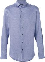 Paul & Shark soft buttoned shirt
