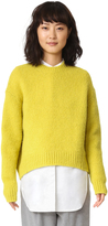 Acne Studios Shira Alpaca Sweater