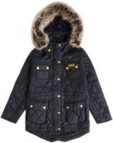 Barbour Girls International Enduro Quilted Jacket