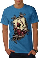 Casino Poker Player Men XXXL T-shirt | Wellcoda