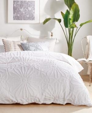 Peri Home Peri Chenille Medallion Comforter Set, King Bedding