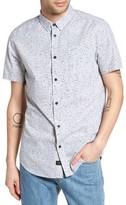 Globe Men's Mayston Print Woven Shirt