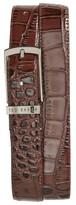 Ted Baker Men's Sunflow Reversible Leather Belt